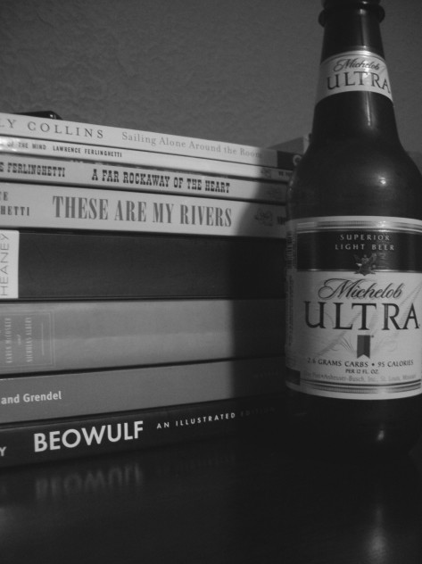 Beer and Poetry (Optio-edit)