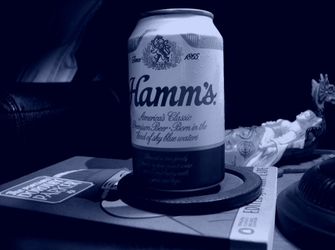 dorothy parker and hamm's