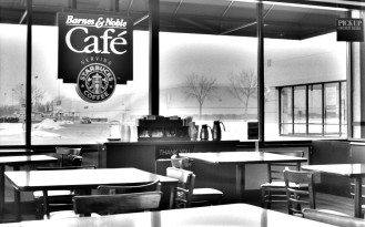Alone for Coffee