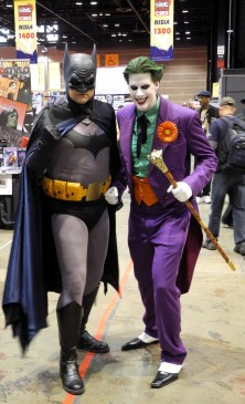"""Batman and Joker"""