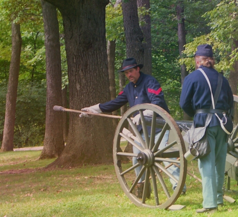 Civil War Cannon #1 (A1-editx19.31)