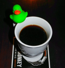 """Black Coffee Ducky"""
