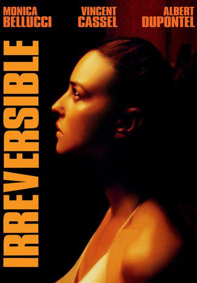 Irreversible Movie Cover