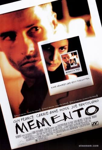 Memento Movie Cover