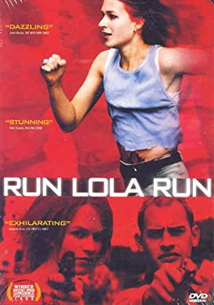 Run Lola Run Movie Cover