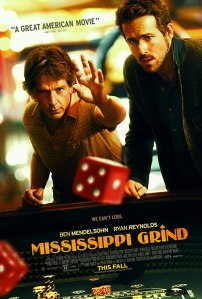 Mississippi Grind Movie Cover