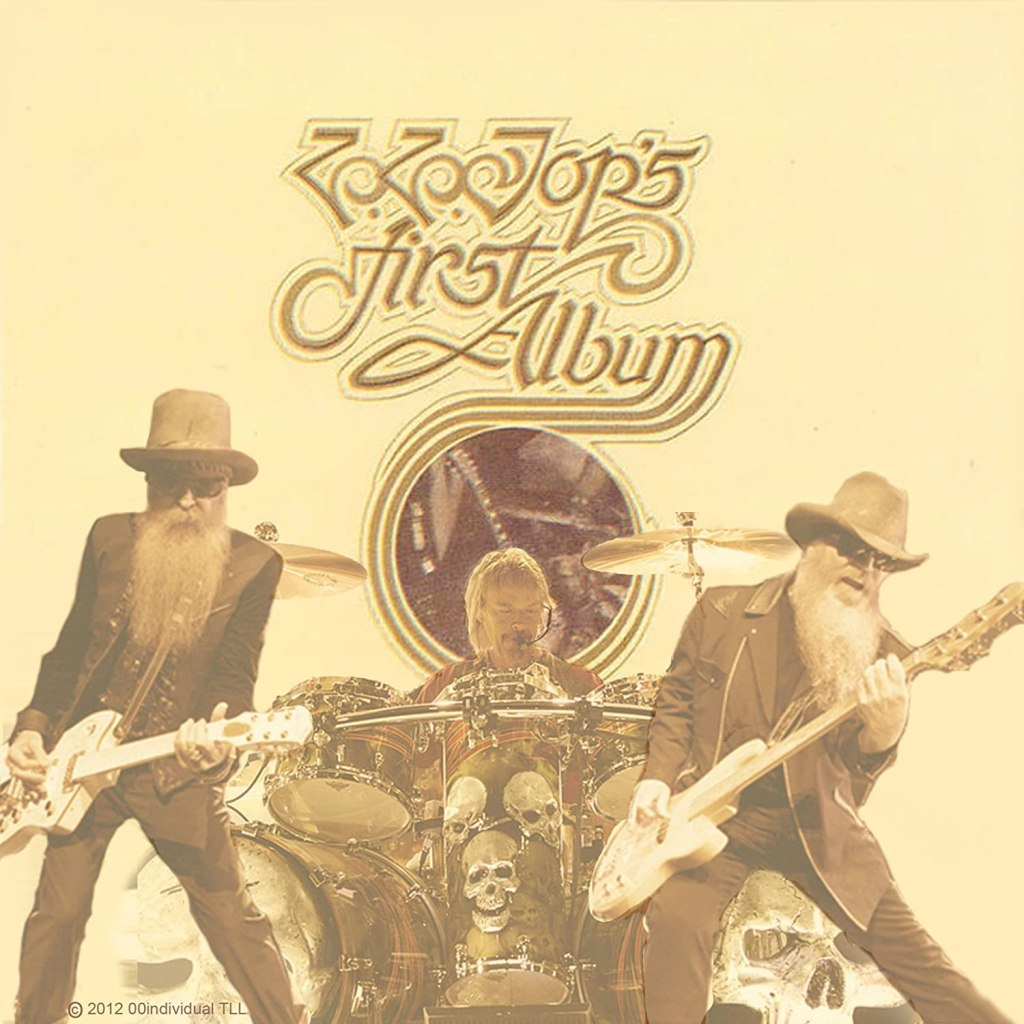 ZZ Top's First Albom (cover)