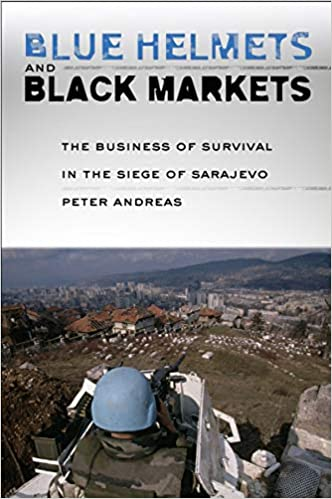 Blue Helmets and Black Markets (book cover)