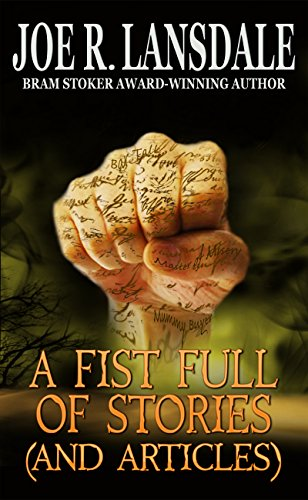 A Fist Full opf Stories (book cover)